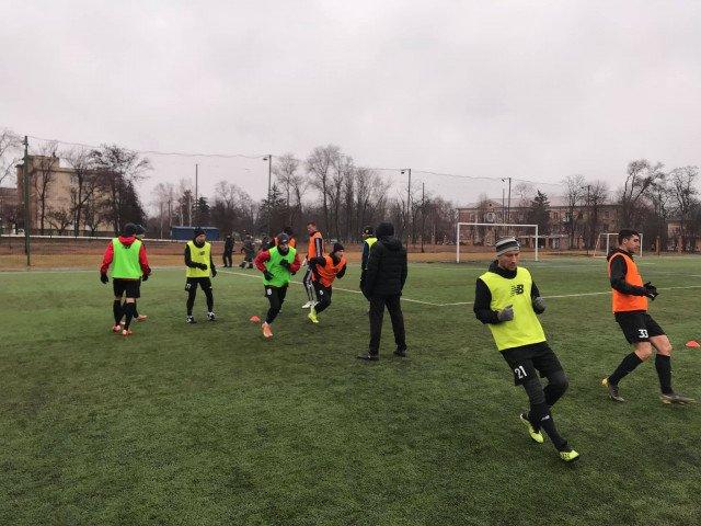 Экс-чемпионы Украины среди аматоров обыграли криворожский «Горняк»