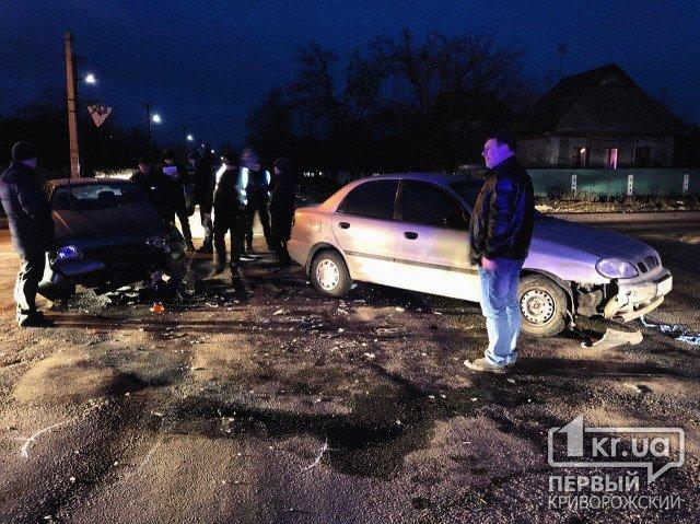 Уступи дорогу: в Кривом Роге на перекрестке случилось ДТП
