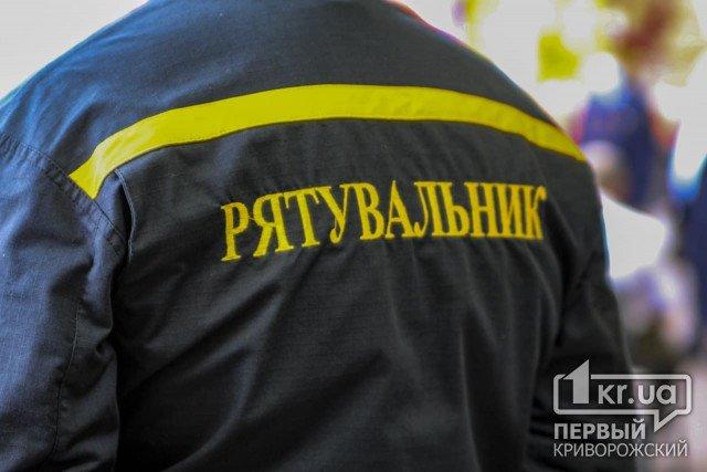 Спасатели в Кривом Роге обнаружили труп мужчины