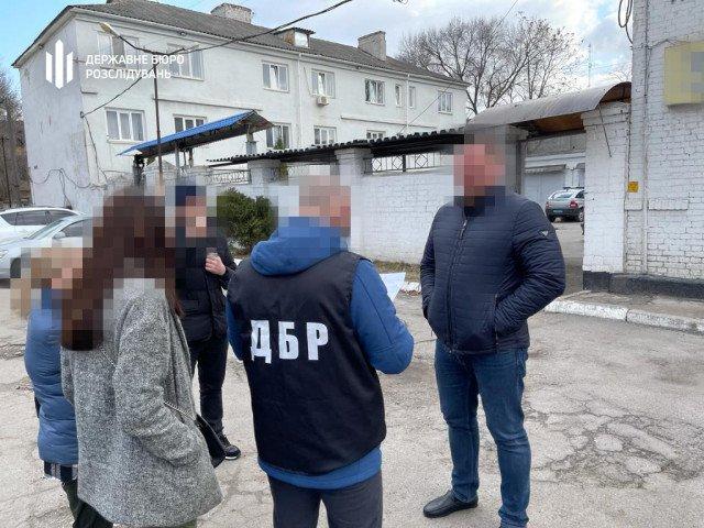 ГБР разоблачило банду полицейских в Днепропетровской области
