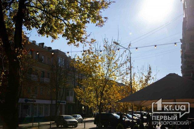 Погода в Кривом Роге 11 октября